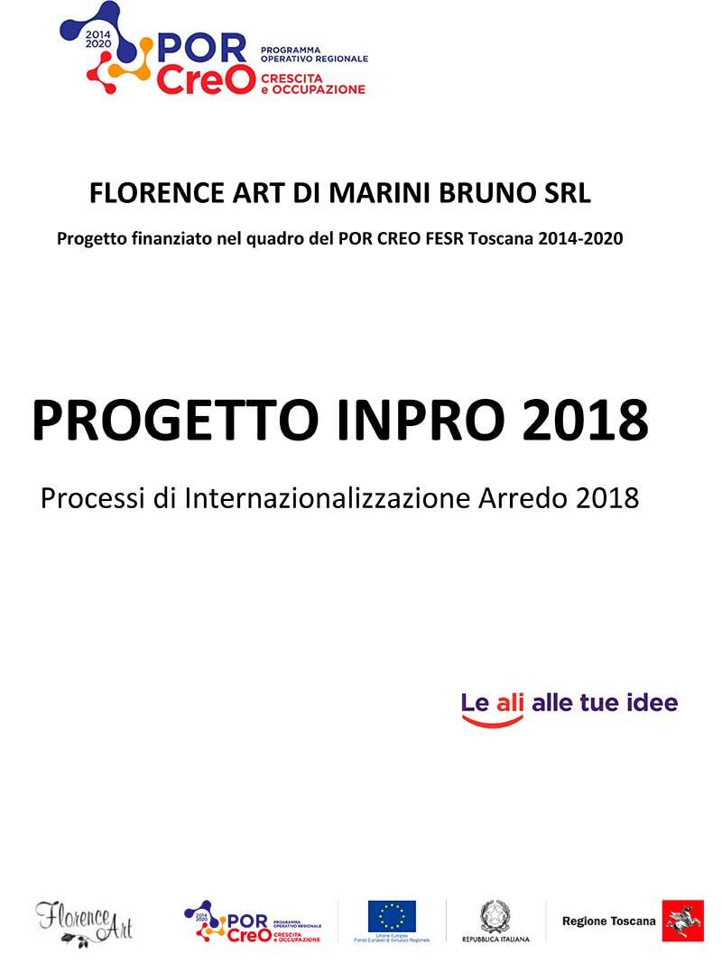 Florence Art, Por Creo 2018