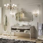 Florence Art ambiente bagno arredo di lusso stile classico fiorentino